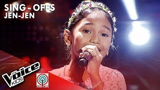 Jen-jen Anino - Ikaw | Sing-Offs | The Voice Kids Philippines Season 4