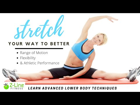 Lower Body Stretches to Increase Flexibility