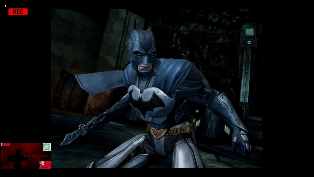 injustice ios batman arkham origins gold pack