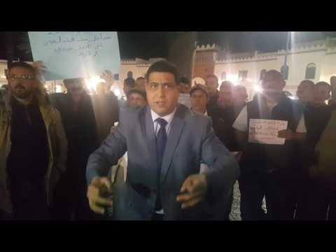 """القاضي الهيني يصرح ويقول: لو كنت قاضيا فاسدا لعينني """"الرميد وبنكيران"""" رئيسا لمحكمة (فيديو)"""