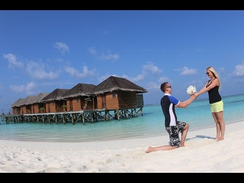 Maledivy -  Meeru Island Resort & Spa  GoPro