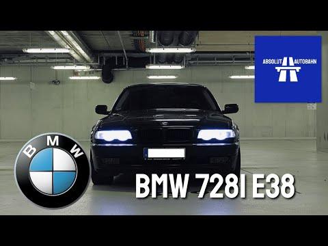 TR'de İLK : BMW E38 7.28İ SHORT | 193 BG YETERLİMİ ?