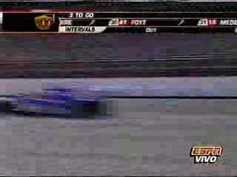 2006 Indy 500 - Final 4 laps