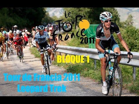 BLOQUE 1 | Tour de Francia 2011 | Leopard Trek | Pro Cycling Manager 2016