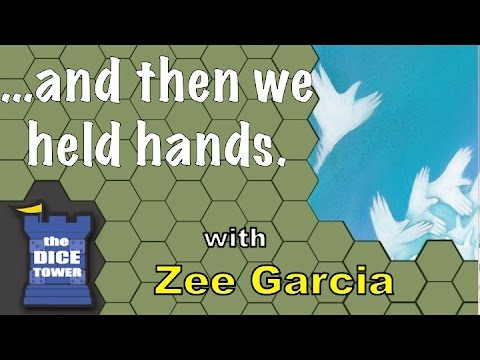 ...and then we held hands. Review - with Zee Garcia