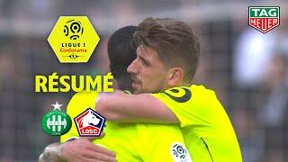 AS Saint-Etienne - LOSC ( 0-1 ) - Résumé - (ASSE - LOSC) / 2018-19