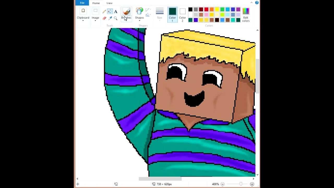 Using Microsoft Paint Tutorials