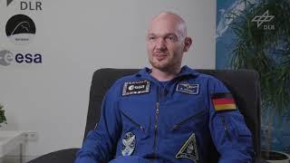 Alexander Gerst: Das erste Interview nach seiner Rückkehr