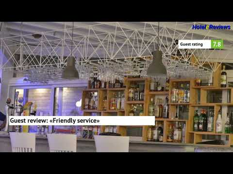 Nereus Hotel *** Hotel Review 2017 HD, Kato Paphos, Cyprus
