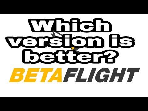 Betaflight 4.1 Vs. Betaflight 3.5.7