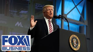 Trump delivers remarks on California Water Accessibility