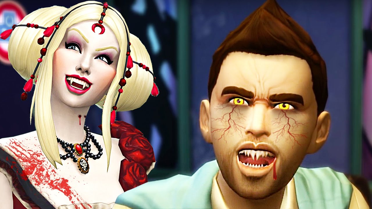 sims 4 vampire update download