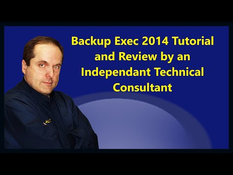 backup-exec-2014-tutorial-and-review-by-an-independant-technical-consultant