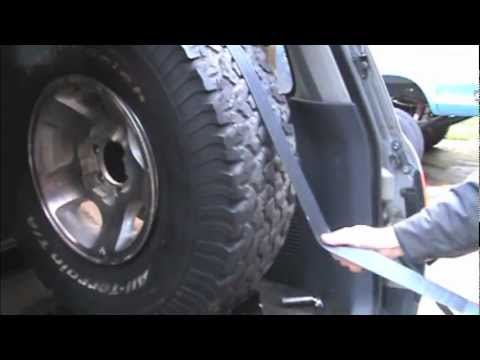 How to Re-Seat a Tire Bead Safely