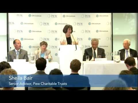Sheila Bair: Support the Office of Financial Research | Pew