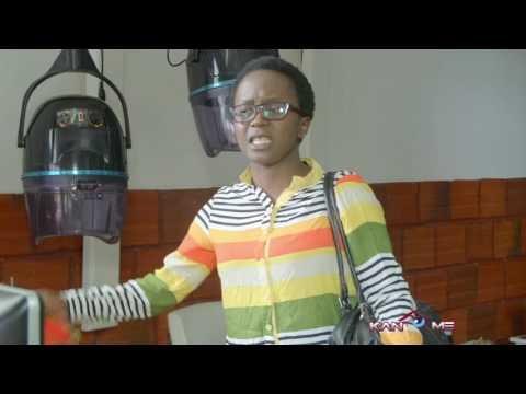Video(skit): Kansiime Anne - UNLICENSED SALOON