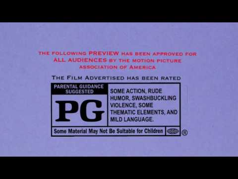 MajorKinz Pictures MPAA Rating Screens (Trailers)