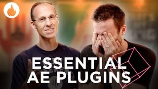 Top 4 After Effects Plugins