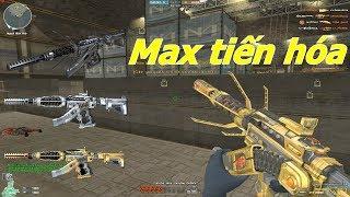 Sức mạnh của 3 phiên bản M4A1-S-UnderTech - Tiền Zombie v4