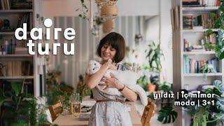Gambar cover Daire Turu: Yıldız'ın Moda'daki 3+1 Evi