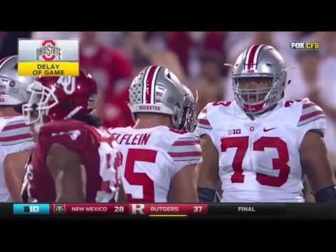 Ohio State Buckeyes at Oklahoma Sooners in 30 Minutes - 9/17/16