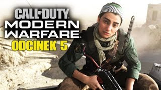 Call of Duty: Modern Warfare 2019 PL #5 - SZKOLENIE SNAJPIERSKIE - 4K60