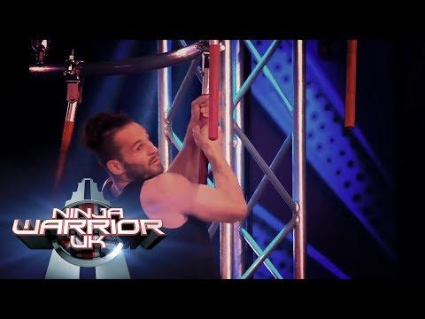 Jonny Urszuly shows us how it's done | Ninja Warrior UK
