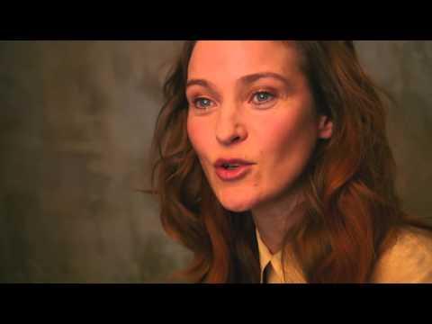 alverde Magazin - Interview des Monats mit der Schauspielerin Jeanette Hain