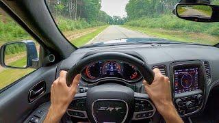 2020 Dodge Durango SRT - POV Review by Tedward (Binaural Audio)