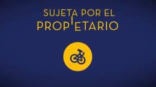Bicicletas plegables, en Guaguas Municipales