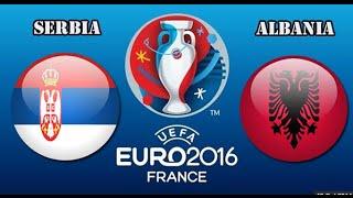 UEFA Rules on Serbia vs Albanian Match