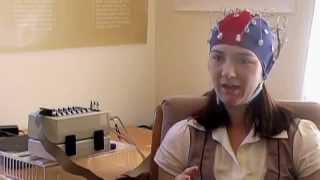 Живая демонстрация ЭЭГ во время медитации
