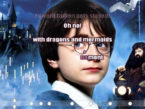 Karaoke: Harry Potter in 99 Seconds [Instrumental Off Vocal]