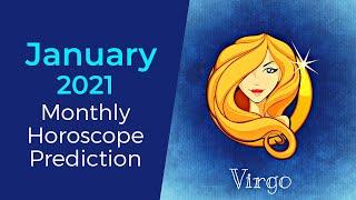 January 2021 Virgo Monthly Horoscope Prediction | Virgo Moon Sign Predictions