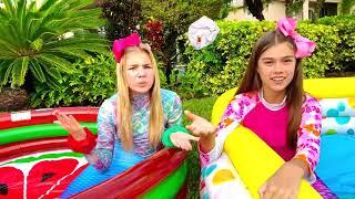 Nastya und Maggie - Zickige, kleine Meerjungfrauen