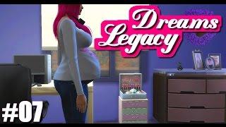Dreams Legacy #07: ça gerbe et ça gonfle! [The Sims 4]