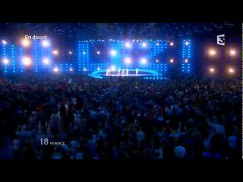 Allez Ola Olé en Live par Jessy Matador