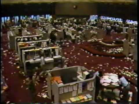 Comex Trading Floor Youtube