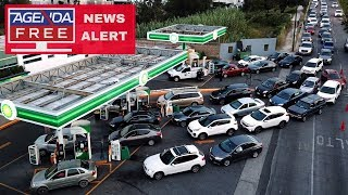 Major Gas Shortages in Mexico - LIVE COVERAGE