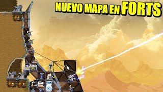 NUEVO MAPA Y SALSEO 2V2 Y 4V4 - Actualización FORTS