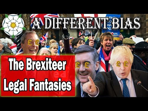The Legal Fantasies of Brexiteers