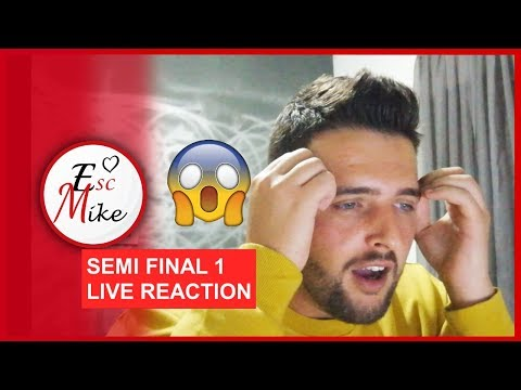 Eurovision 2019: Live Reaction To Semi-Final 1 Qualifiers