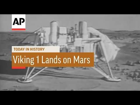 Image result for viking one lands on mars
