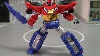 Power Rangers RPM Megazord Toys 파워레인저 엔진포스 장난감