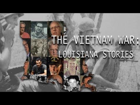 The Vietnam War: Louisiana Stories