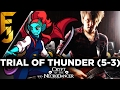 Trial of Thunder (5-3) - Crypt of the Necrodancer Metal Soundtrack | FamilyJules