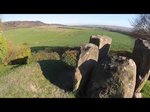 Medway Megaliths - The Coldrum Long Barrow