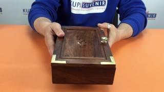Видеообзор ключницы из дерева