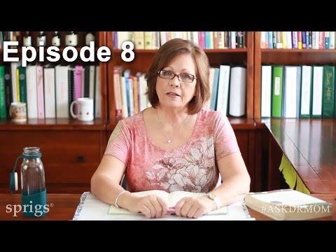 #AskDrMom Show- Ep. 8 | Hormonal Imbalance, Gluten Intolerance, Endometriosis