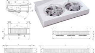 Refrigerant bu Siarco ta'mirlash. Evaporator bir oqish va nuqsonlarni bartaraf etish.